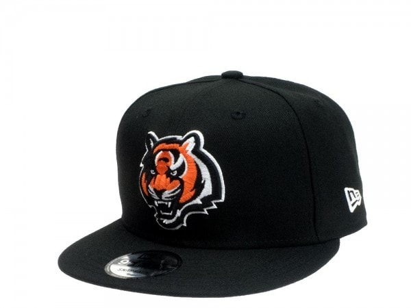 New Era Cincinnati Bengals 97 Logo Edition 9Fifty Snapback Cap