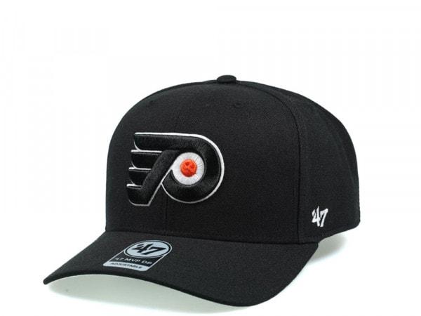 47Brand Philadelphia Flyers Cold Zone MVP DP Snapback Cap