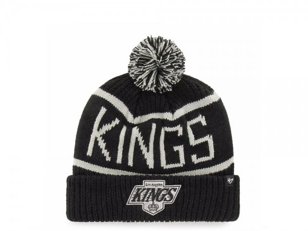 47 Brand Los Angeles Kings Calgary Cuff Mütze