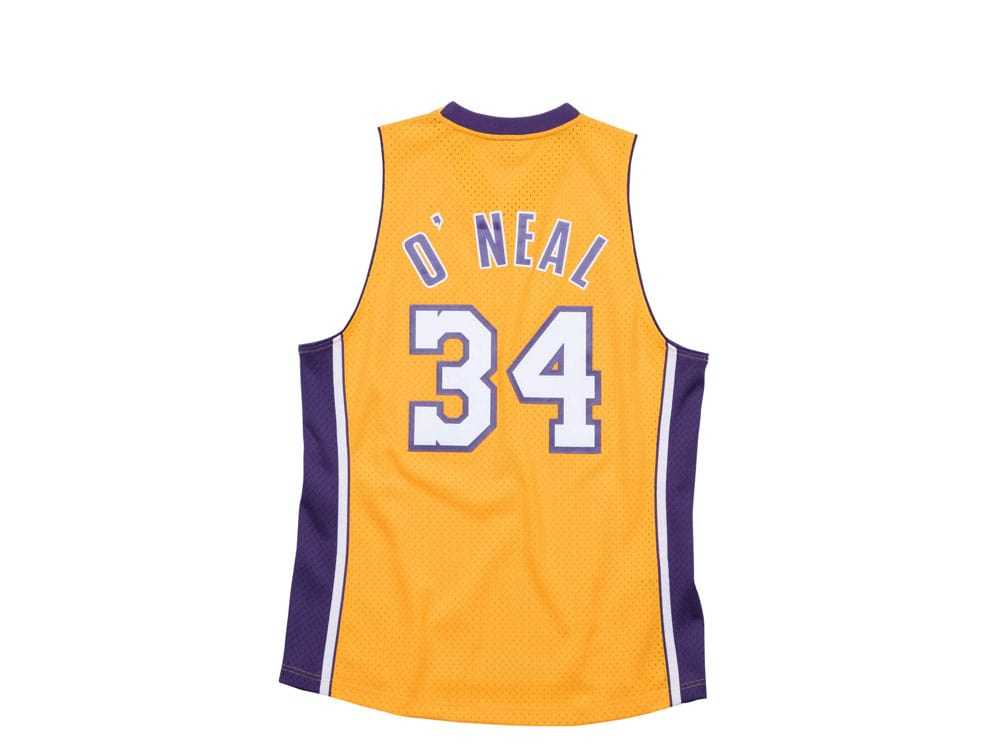 Mitchell & Ness Los Angeles Lakers - Shaquille ONeal ...