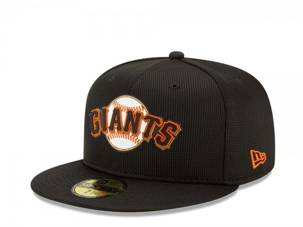 New Era San Francisco Giants Clubhouse Collection 59Fifty Fitted Cap