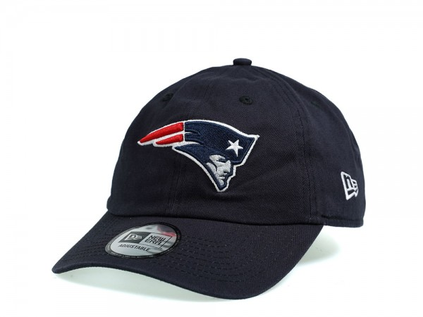 New Era New England Patriots Casual Dad Hat Strapback Cap