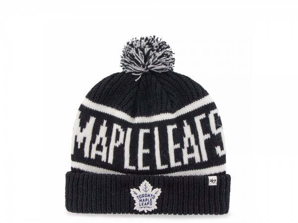 47 Brand Toronto Maple Leafs Calgary Cuff Mütze