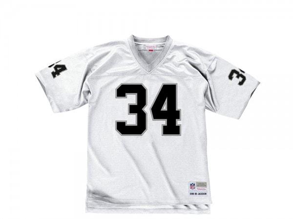 Mitchell & Ness Los Angeles Raiders - Bo Jackson Legacy Nfl Replica 1988 Jersey