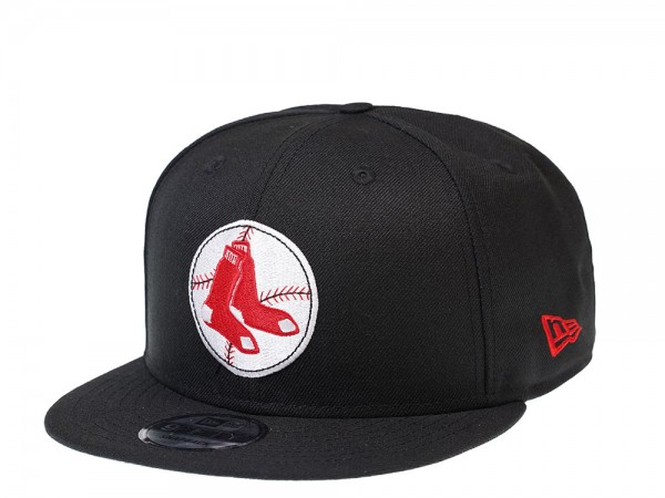 New Era Boston Red Sox Oldschool Patch Edition 9Fifty Snapback Cap