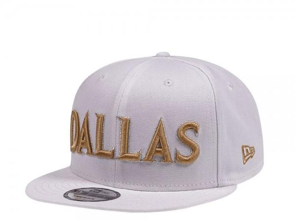 New Era Dallas Mavericks City Series Prime Edition 9Fifty Snapback Cap