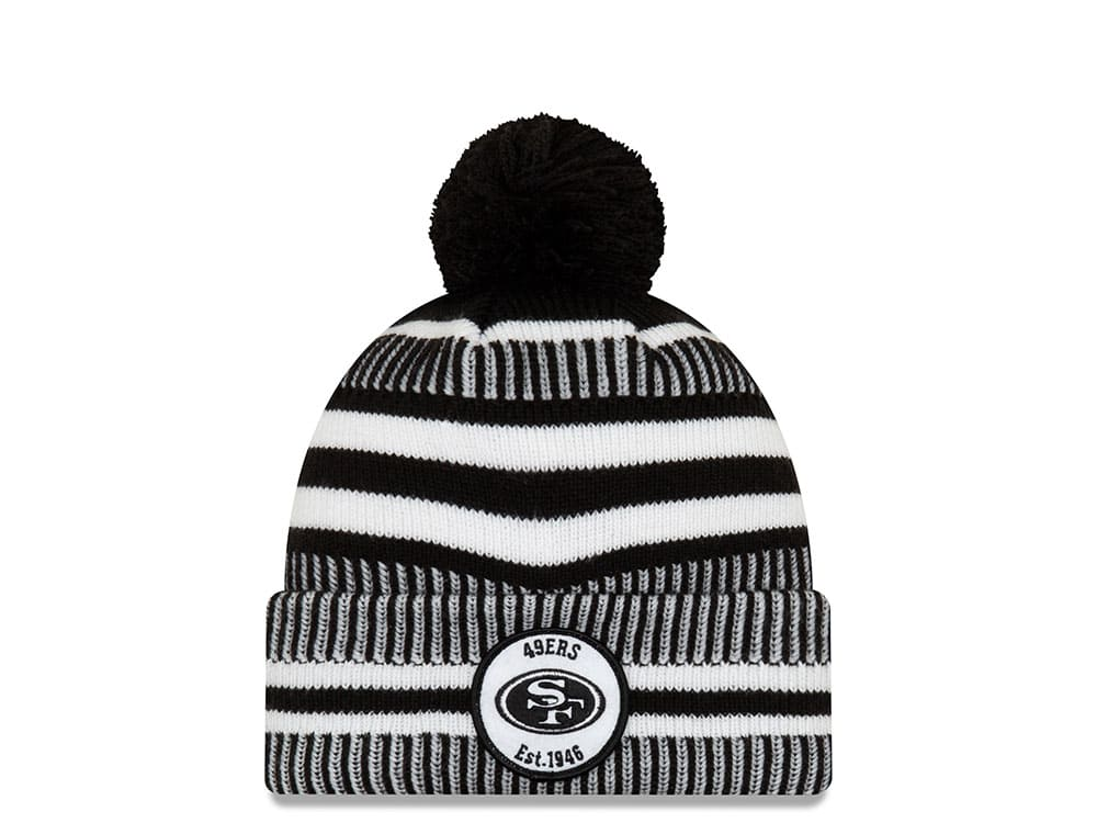Mütze Mitchell /& Ness Denver Nuggets Arched Cuff Beanie