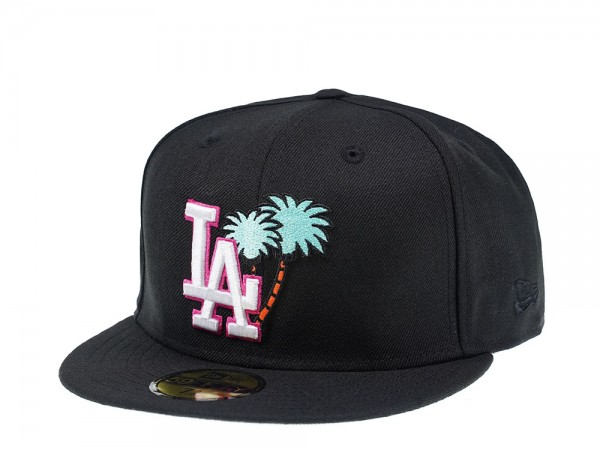 New Era Los Angeles Dodgers Palm Tree Edition 59Fifty Fitted Cap