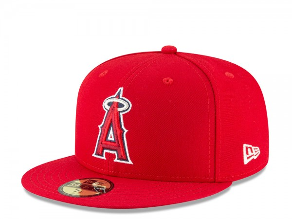 New Era Los Angeles Angels Authentic On-Field Fitted 59Fifty Cap