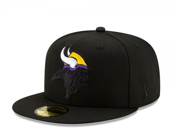 New Era Minnesota Vikings Elements 2.0 Edition Fitted 59Fifty Cap