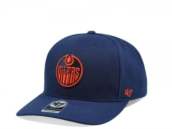 47Brand Edmonton Oilers Alternate Edition MVP DP Snapback Cap