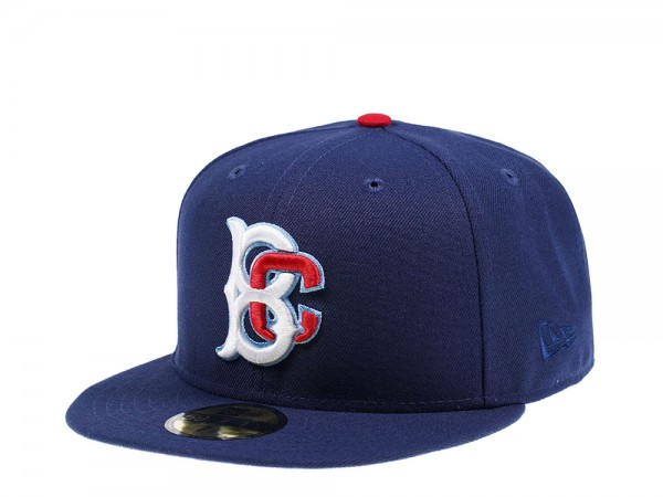 New Era Brooklyn Cyclones Navy Edition 59Fifty Fitted Cap