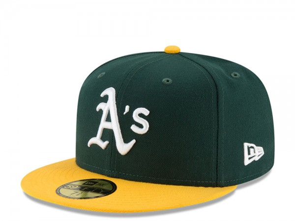 New Era Oakland Athletics Authentic On-Field Fitted 59Fifty Cap