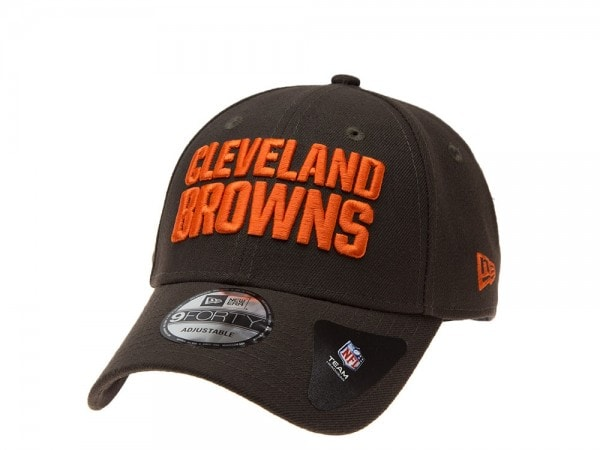 New Era 9forty Cleveland Browns The League Cap