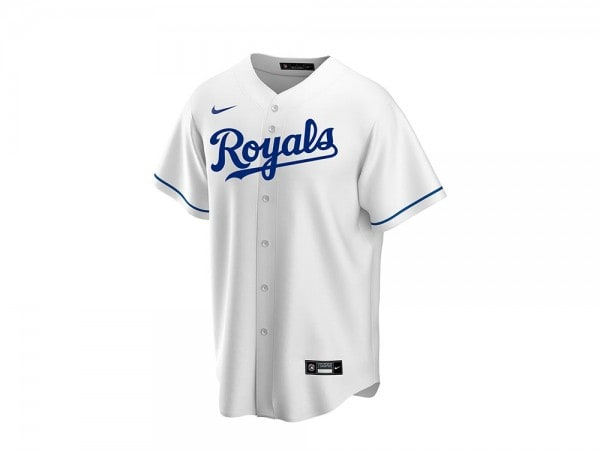 Nike Kansas City Royals Home Replica MLB Trikot