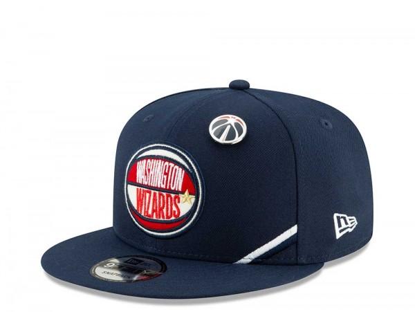 New Era Washington Wizards Draft 19 9Fifty Snapback Cap