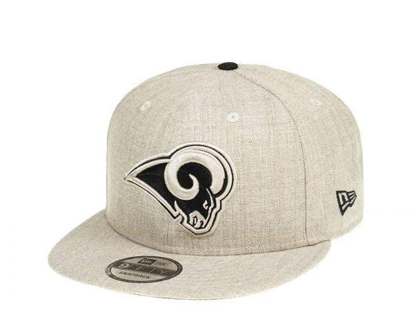 New Era Los Angeles Rams Sandstorm 9Fifty Snapback Cap