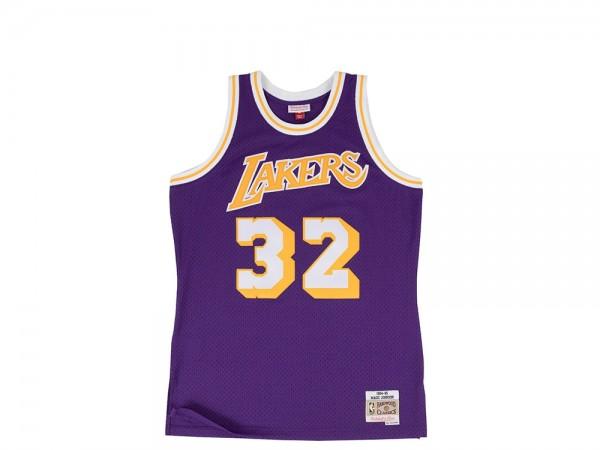 Mitchell & Ness La Lakers Magic Johnson Swingman 2.0 1984-85 Jersey
