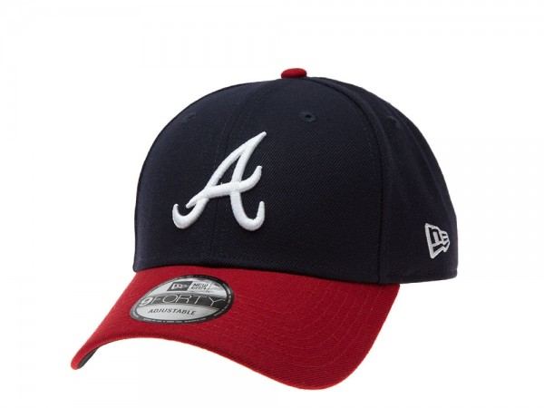 New Era 9forty Atlanta Braves The League Cap