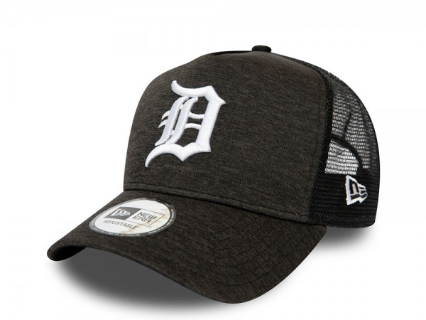 New Era Detroit Tigers Shadow Tech Trucker Snapback Cap