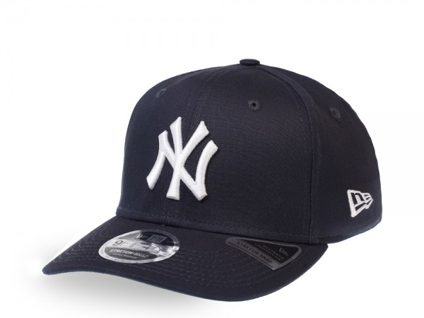New Era New York Yankees Navy 9Fifty Stretch Snapback Cap