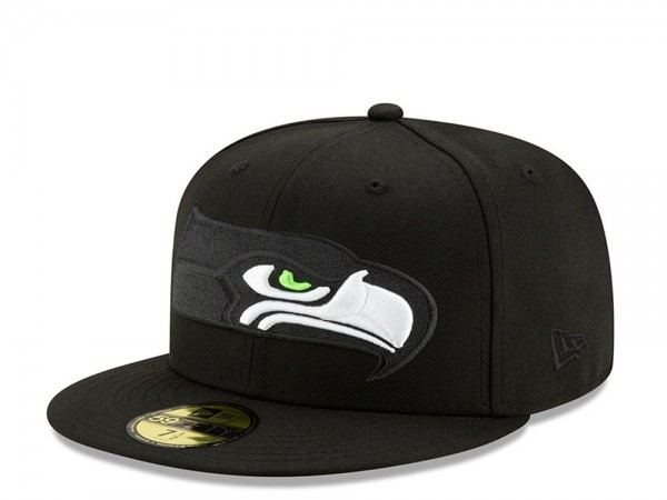 New Era Seattle Seahawks Elements 2.0 Edition Fitted 59Fifty Cap