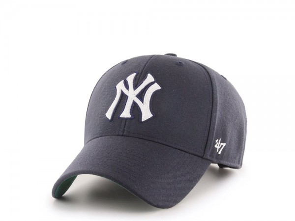 47Brand New York Yankees Chain Link MVP Strapback Cap