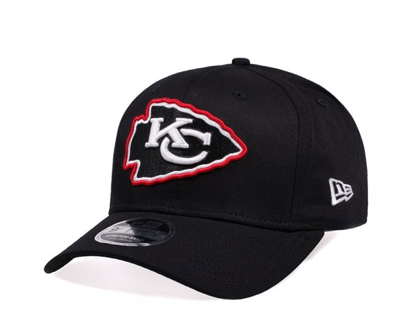 New Era Kansas City Chiefs Neon Pop Outline Edition 9Fifty Stretch Snapback Cap