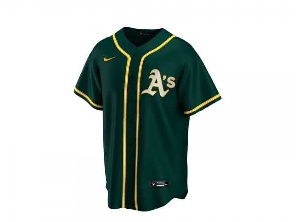 Nike Oakland Athletics Alternate Replica MLB Trikot