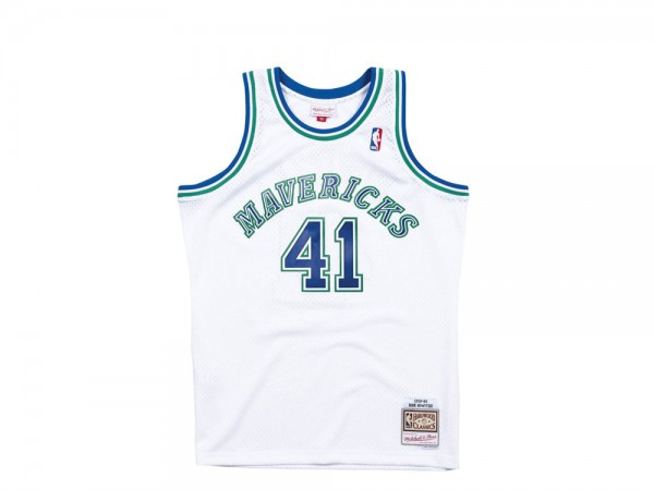Mitchell & Ness Dallas Mavericks - Dirk Nowitzki Swingman 2.0 1998-99 Jersey