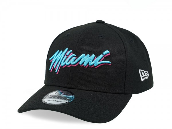 New Era Miami Heat Vice Edition Alternate 9Forty Snapback Cap