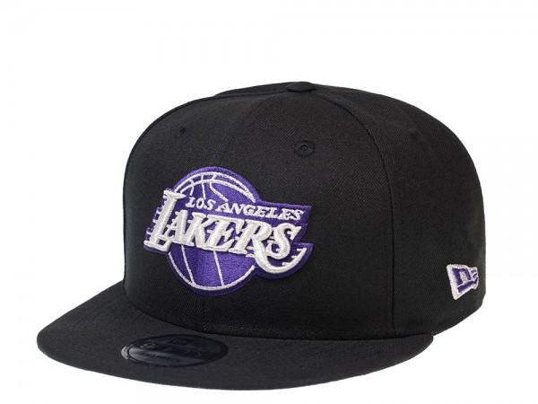 New Era Los Angeles Lakers 60th Anniversary 9Fifty Snapback Cap