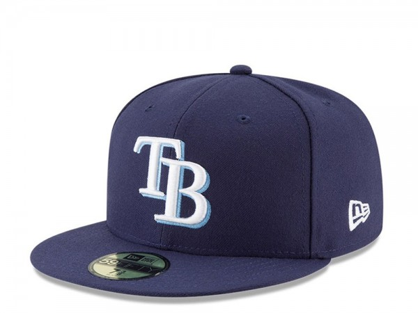 New Era Tampa Bay Rays Authentic On-Field Fitted 59Fifty Cap