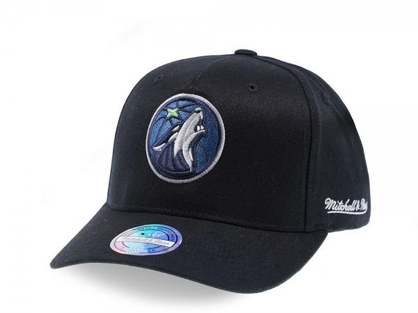 Mitchell & Ness Minnesota Timberwolves Jersey Logo 110 Flexfit Cap