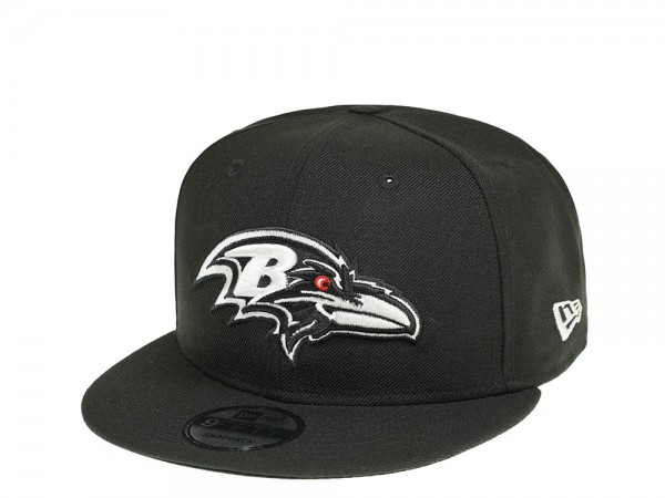New Era Baltimore Ravens Red Eye 9Fifty Snapback Cap