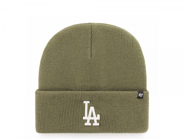 47 Brand Los Angeles Dodgers Moss Cuff Mütze