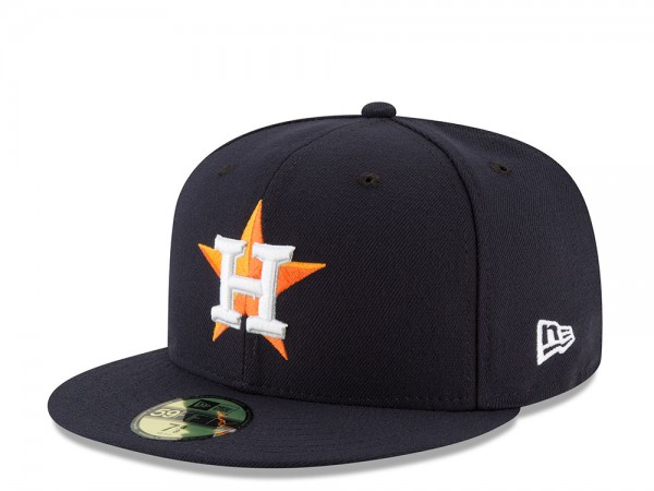 New Era Houston Astros Authentic On-Field Fitted 59Fifty Cap