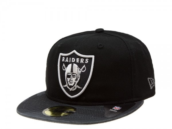 New Era Oakland Raiders Fitted blue Camo 59Fifty