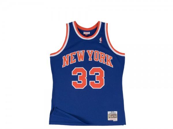 Mitchell & Ness New York Knicks - Patrick Ewing Swingman 1991-92 Jersey