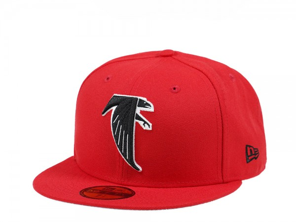 New Era Atlanta Falcons All About Red Edition 59Fifty Fitted Cap