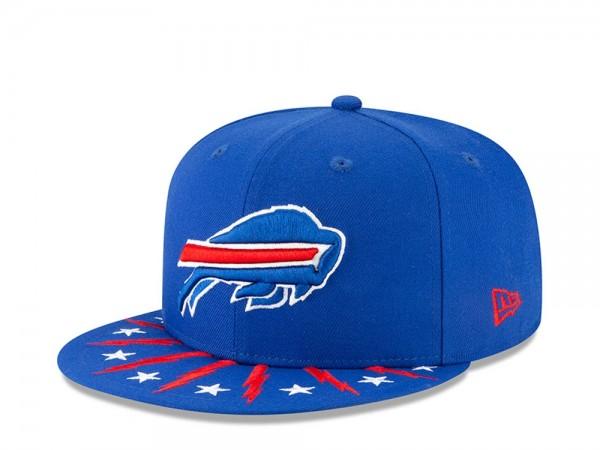 New Era Buffalo Bills Draft 19 9Fifty Snapback Cap