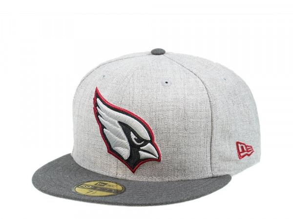New Era Arizona Cardinals Heather Pop Edition 59Fifty Fitted Cap