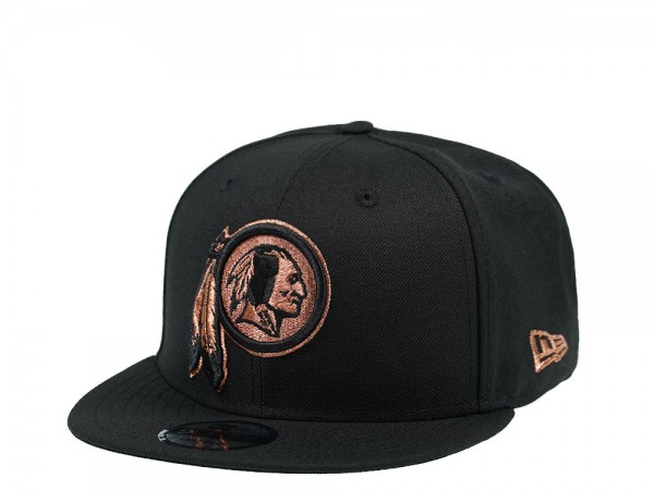 New Era Washington Redskins Copper Edition 9Fifty Snapback Cap