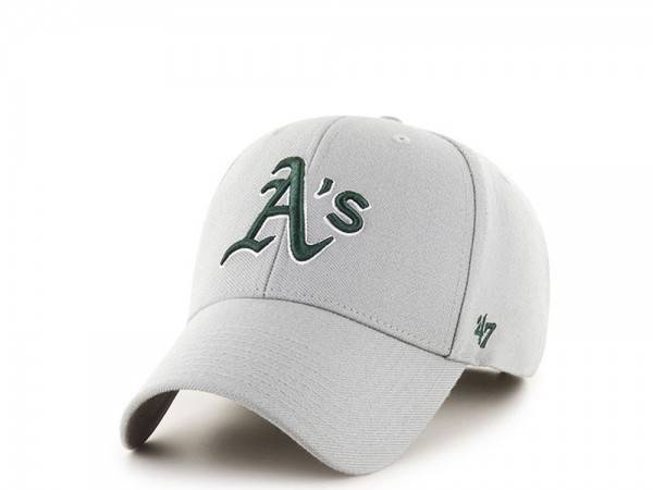 47brand Oakland Athletics MVP Snapback Cap
