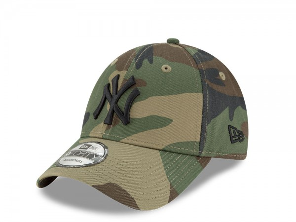 New Era New York Yankees Camo 9Forty Adjustable Cap