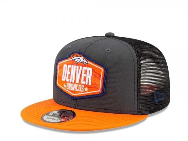 New Era Denver Broncos NFL Draft 21 9Fifty Snapback Cap