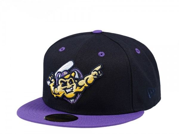 New Era Fort Myers Mighty Mussels Two Tone 59Fifty Fitted Cap