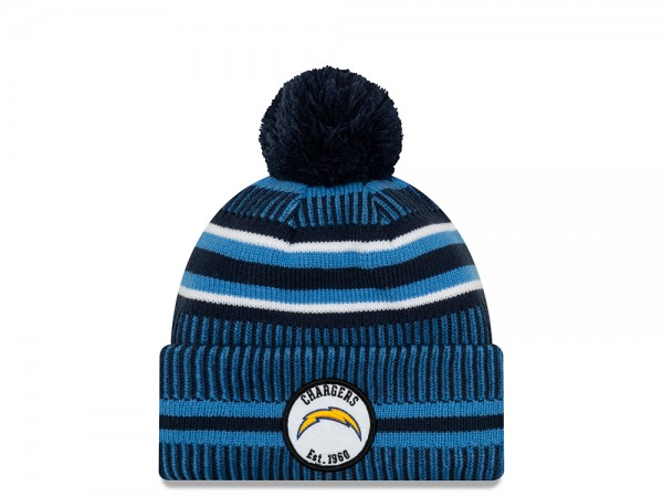 New Era Los Angeles Chargers Sideline 2019 Home Mütze