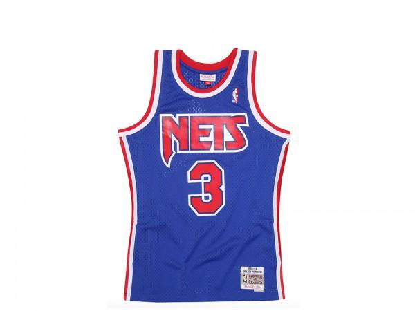 Mitchell & Ness New Jersey Nets Drazen Petrovic Swingman 2.0 1992-93 Jersey