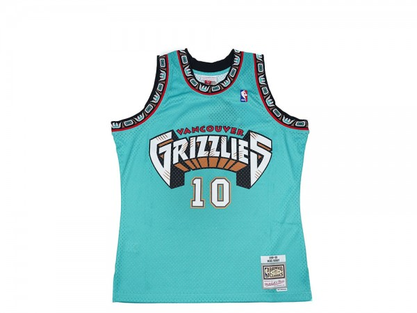 Mitchell & Ness Vancouver Grizzlies Mike Bibby Swingman 2.0 1998-99 Jersey